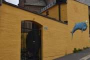 Nå er Galleri Bastian blitt en restaurant