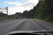 Før klokken syv om morgenen kjører jeg bortover Smalvollveien som fikk sitt navn i 1954 etter gården Smalvoll