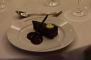 Og til slutt desserten, til sammen et fint og godt måltid