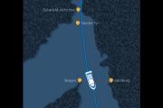 Klokken er litt over ti om kvelden og vi har kommet utenfor Skagen