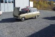 Brandbu Høsttreff 2007 - Dette bildet fant vi på gallerisiden til Renaultklubben, lenge før vi kjøpte bilen