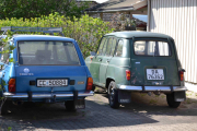 26 til 27 mai ble det en ny kort-tur til innvielsesfest i Våler men da turte vi ikke å ta gamlebilen. Her oppe kan alt skje