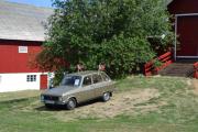 Ikke bare det, vi overnattet på Bryhni Søndre gård bare noen dager før vi skal til Finland