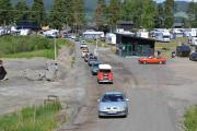 15 til 17 juni dro vi til Norsk treff i Onsakervika med 6 ern vår