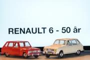 Vår første tur i regi Renault 6 - 50 års jubileum, lyset blir slått på og solbrillene blir tatt i bruk