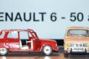 Vår første tur i regi Renault 6 - 50 års jubileum, igjen for vi bruk for solbrillene når lyset slåes på