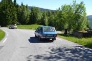 Renault 12 stasjonsvogn, som er en service bil på ordentlig