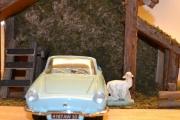 Renault Floride og et Lam, begge er kosedyr sier Knut