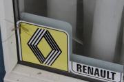 Renault merke og en Stankelbein