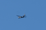 Morten 20 september 2019 - Stort fly over Høyenhall på formiddagen, er det et Hercules som flyr langt der borte?