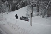Blir også litt kaos på veien når en klarer og kjøre utafor veien, kan ikke være en Renault