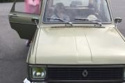 Hvitsten tur med Renault og mor