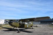 Velkommen til del 2 hvor jeg skal fly opp i luften med en Cessna 305C L-19E O-1E Bird Dog. Flyet er fra 1957 og jeg gleder meg.