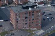 Hvor ligger den blokka her, i Akershus kommune eller i Oslo kommune?