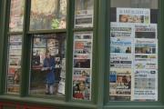 Her klarer du vel å lese avisene selv, rundt 50 aviser av alle slag kan du finne her