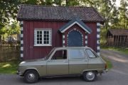 Men her fant jeg et lite koselig hus som passet til bilen min