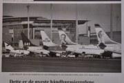 Men ikke helt, det har kommet nye bagasjeregler og nå er det forskjellig fra flyselskap til flyselskap