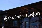 Oslo Sentralstasjon - Østbanen er dette i mitt hode