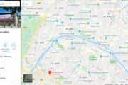 Og her ligger Retromobile - blir bare en mil å gå. Adressen er Paris Expo Porte de Versailles