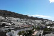 Puerto Rico, det er i Spania det - på solsiden hvis jeg husker rett