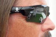 Men etterpå tar det seg litt opp, Renault solbriller - fint profilbilde forresten
