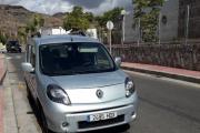 Men så er det slik at neste bilde må være en Renault Kangoo