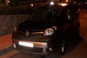 Siste bilde fra søndagen, det er en Renault så du holder fokuset