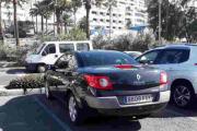 Første bilde fra søndagen gir oss assosiasjoner på at søndag blir bra når det gjelder Renault i Puerto Rico - Renault Megane