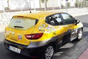 Renault Clio, og du Vidar som sa at det ikke var så mange Renault-er i Puerto Rico ? Dette tar jo kaka!