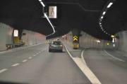 Inne i tunnelen finner vi heller ikke en eneste Renault