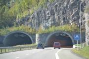 Ikke en forbasket Renault, men tunneler har vi