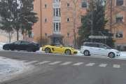 En gul Renault Alpine? Nei dessverre ikke, men det står GTS på siden