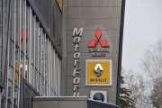 Jepp, første stoppested er Motor Forum på Lillestrøm