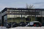Peugeot er nærmeste nabo også, da er de franske bilene godt plassert i området