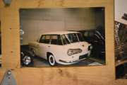 Så har vi bilde av bilen som ligner på Troll, fikk et fint bilde tilbake fra Facebook da. Men bilde er fra 100 års jubileet