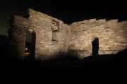 Knut 16 mars 2020 - Kirkeruinen i Maridalen, dette er vakkert
