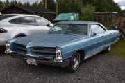 Her er det bare å gå bananas, nå ser vi på en Pontiac Bonneville fra 1966 og ikke en ripe i lakken