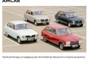 Club Renault Norvège tilsluttes Amcar - Hvorfor? Vi er imponert over AMCARS utrettelige arbeid for å bedre hverdagen for alle som har bil som hobby i Norge – Derfor er det er helt naturlig og avgjørende at vi støtter opp om et slikt arbeid som kommer alle bilentusiaster til gode sier vår klubbformann