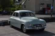 Den neste er en Skoda 1201 fra 1956, god gammel årgang dette her
