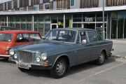 Denne er litt nyere men like fin, Volvo 164 - 1971 modell