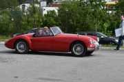 Her kommer en MG A, 1962 modell. Blir bare finere og finere dette her