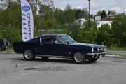 Nå tar vi dem bare i tur og orden, Ford Mustang, 1965 modell