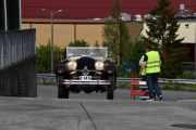 Her kommer bilen opp, det er en Packard 1929 som er fra 1929. Denne må være amerikansk tror jeg