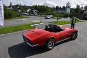 Dette er en Corvette Stingray men årstallet klarer jeg ikke nå