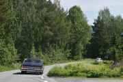 At det var en fin kjørerute og idyllisk og koselig kan vi bare bekrefte her og nå