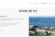 Hvor er det? Adressen er Storsand Gård Camping, 7563 MALVIK. Og her har vi GPS koordinatorene til stedet også