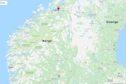 Vi må jo ta utgangspunkt fra Oslo hvor vi bor og da er det ca. 550 km litt avhengig av ruten du kjører. I fartsgrensen så tar det 7,5 time, men vi som kjører i 70 må nok regne med en overnatting på veien