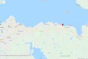 Og derfra kan vi kjøre alle småveiene langs fjorden til vi er fremme til campingen og festen kan begynne