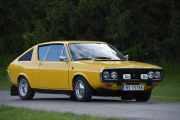 En ny gul Renault R 1312 fra 1972. Da blir dette en Renault 17 etter mine beregninger