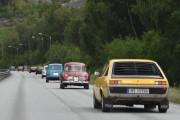 Turen til Vuddu Valley - vi prøver ikke å kjøre forbi, bare få en bedre utsikt til bilene foran